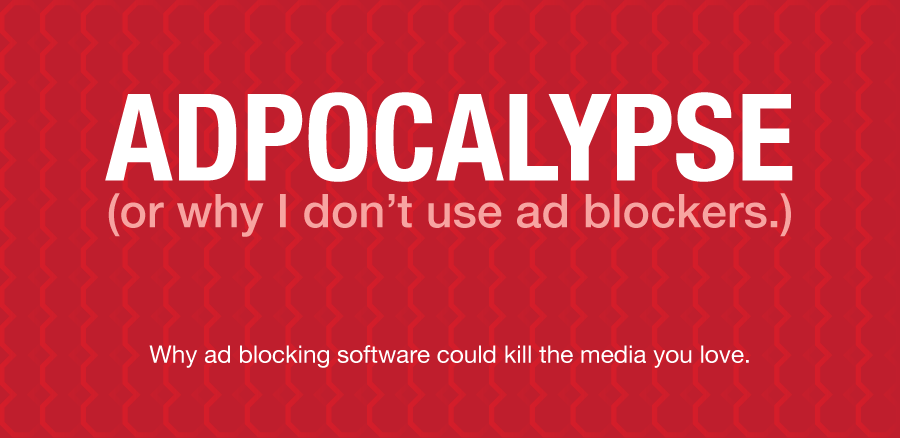 don't use ad blockers