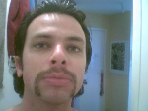 jeremy\'s stache day 17